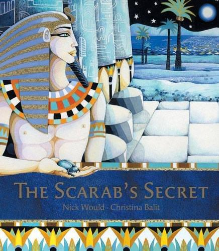 The Scarab's Secret by Christina Balit