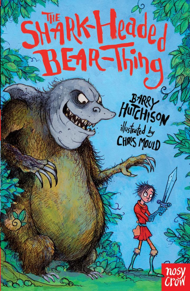 The Shark-Headed Bear-Thing by Barry Hutchinson