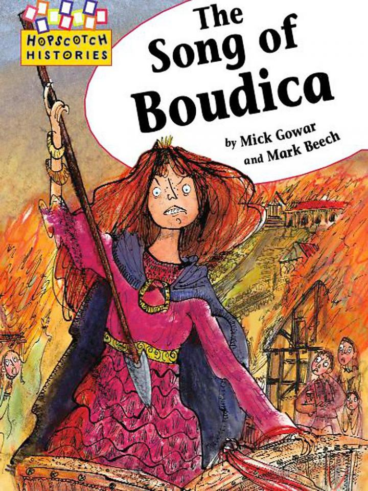 The Song of Boudica by Mick Gowar