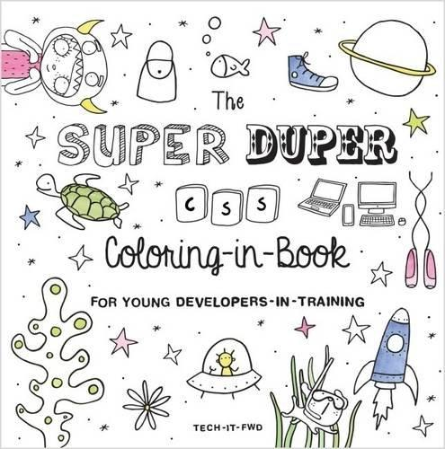 The Super Duper CSS Coloring-in-Book