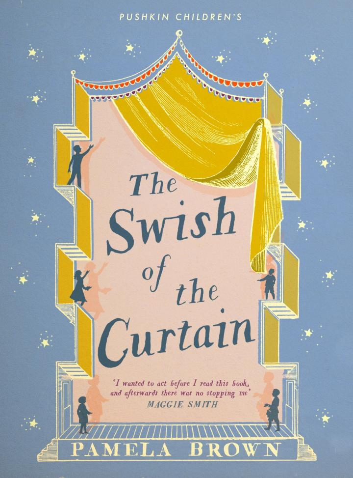 The Swish of the Curtain by Pamela Brown