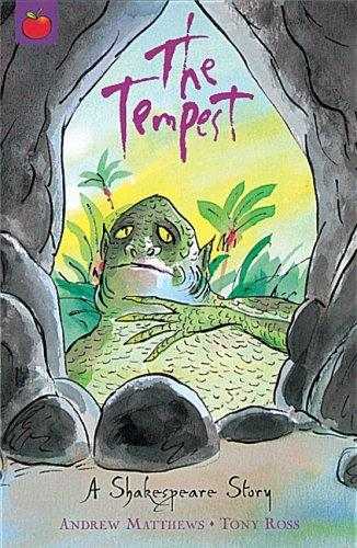 The Tempest: A Shakespeare Story by Andrew Matthews and Tony Ross