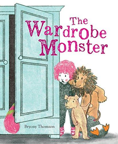 The Wardrobe Monster by Bryony Thomson