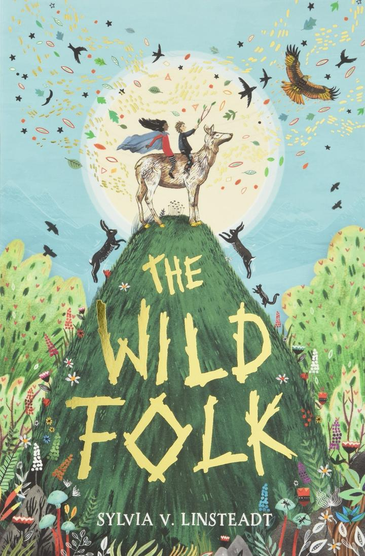 The Wild Folk by Sylvia V Linsteadt