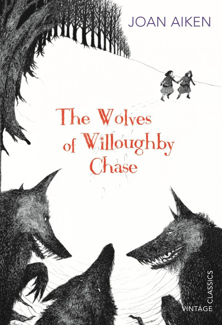 The Wolves of Willoughby Chase by Joan Aitken