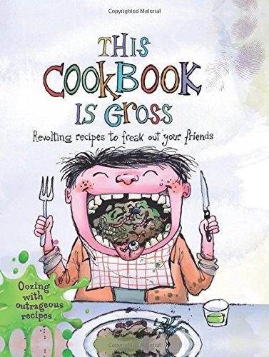 This Cookbook is Gross by Susanna Tee