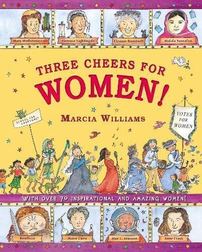 Three Cheers for Women