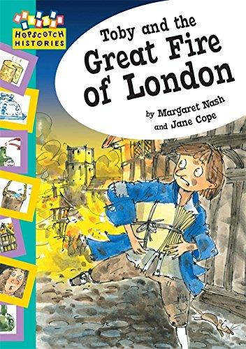 Toby and the Great Fire of London by Margaret Nash