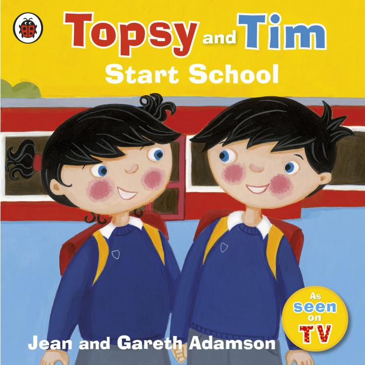 Topsy and Tim Start School
