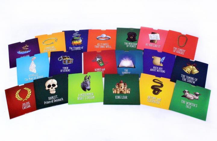 Twenty Shakespeare Children's Stories: The Complete Audio Collection