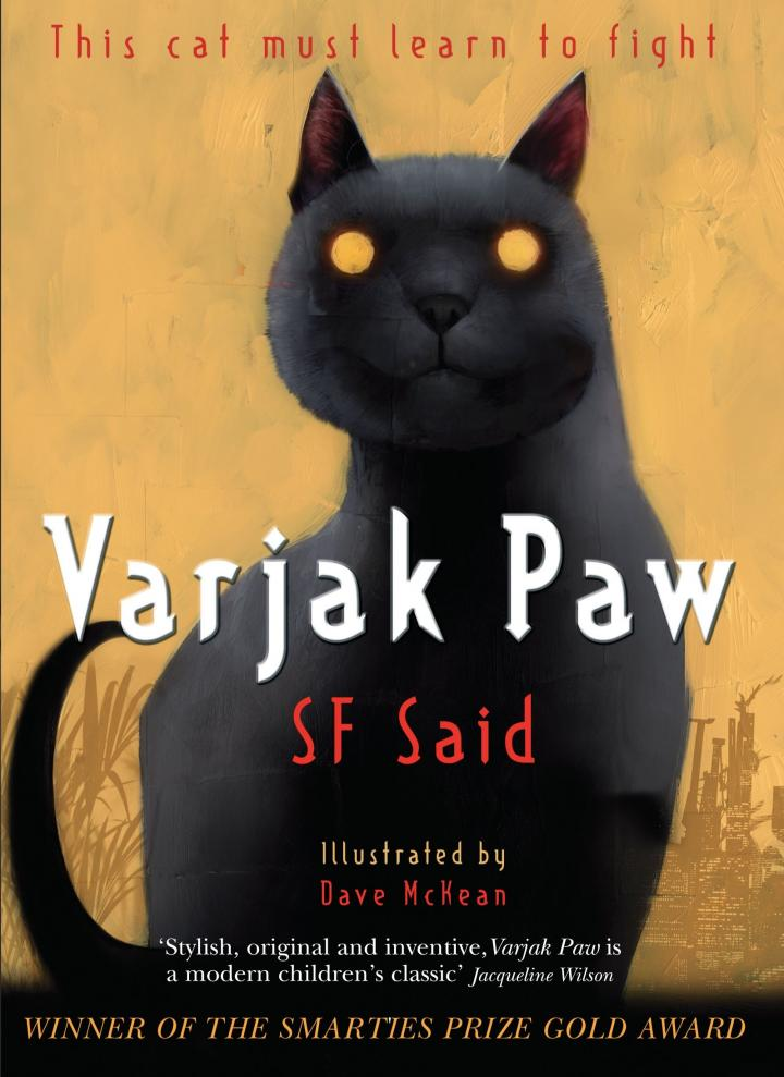 Varjak Paw by S. F. Said