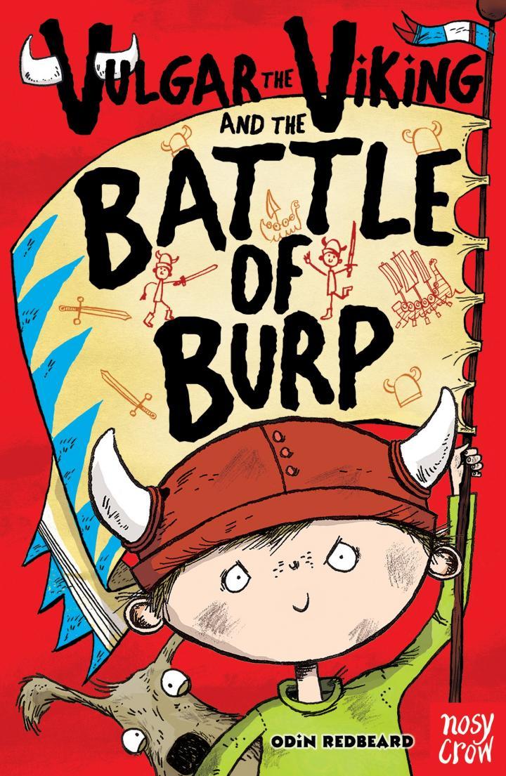Vulgar the Viking: The Battle of Burp by Odin Redbeard