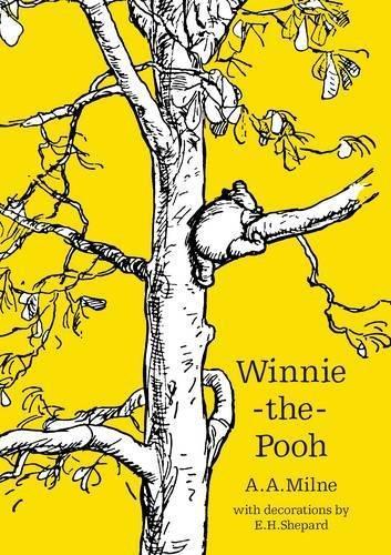 Winnie-the-Pooh by A A Milne