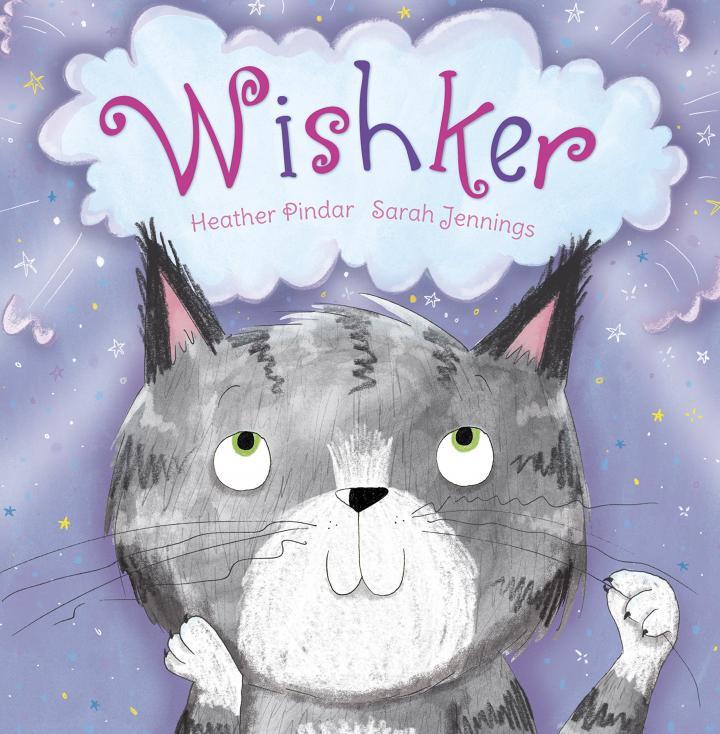 Wishker by Heather Pindar