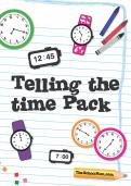 Telling the time resources