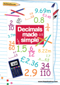 Decimals resources