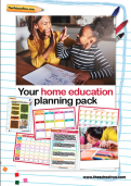 Home Education Planning Pack