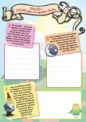 Creative writing resources