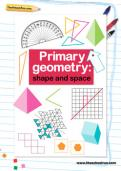 Primary Geometry: shape and space