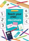 Teach your child decimals eBook cover