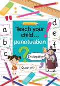 Teach your child punctuation