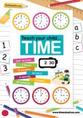 Teach your child time