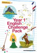 TheSchoolRun Y1 English Challenge Pack
