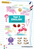 Year 4 English booster pack