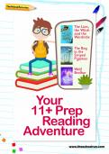 Your 11+ Prep Reading Adventure