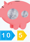 Adding the value of two coins tutorial