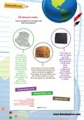 All about rocks worksheet