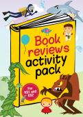 Book reviews activity pack