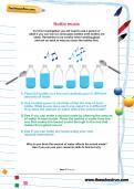 Bottle music activity