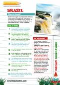 Brazil Homework Gnome facts TheSchoolRun