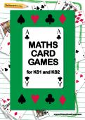 Maths card games for KS1 and KS2
