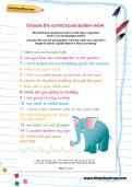 Year 1 English worksheets | TheSchoolRun
