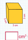 Comparing the volume of a cube and a cuboid tutorial