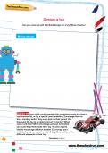 Design a toy activity