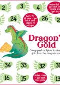 Dragon's Gold spelling game