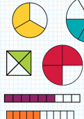 Recognising fractions equivalent to one half tutorial