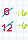 Using common factors to simplify fractions tutorial