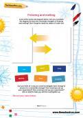 Freezing and melting worksheet