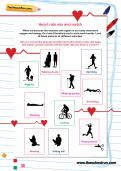 Heart rate mix and match
