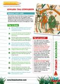 Edward the Confessor Homework Gnome facts TheSchoolRun