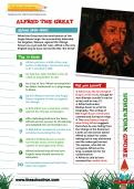 Alfred the Great Homework Gnome facts TheSchoolRun