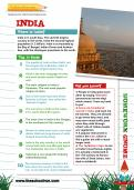 India Homework Gnome facts TheSchoolRun