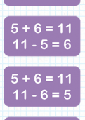 Understanding the inverse between addition and subtraction tutorial