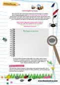 Investigating bugs worksheet