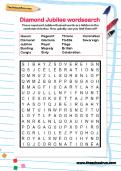 Jubilee wordsearch