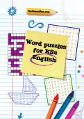 Word puzzles for Key Stage 2 English learning pack